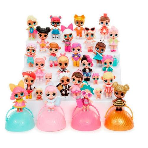 muñecas lol surprise