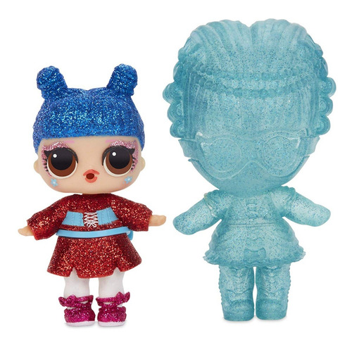 muñecas l.o.l. surprise under wraps doll- series eye spy 2a