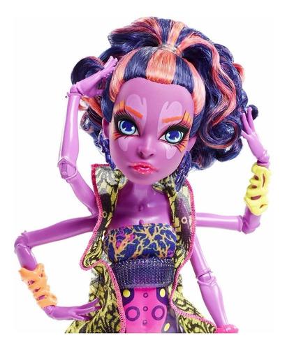 muñecas monster high !! kala mer'ri !! originales !!