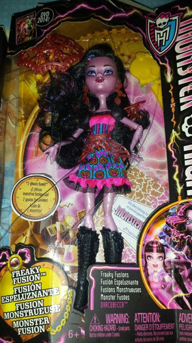 muñecas monster high originales