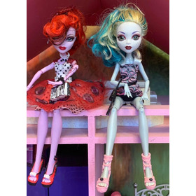 Muñecas Monster High.importadas
