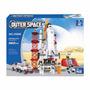 Estación Espacial Mod Lego 560 Piezas