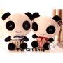Peluche Oso Panda Grande Amor Enamorado Antialergico Coreano