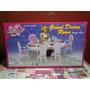 Barbie, Gloria, Muñecas, Juego De Comedor 2 - Accesorios.