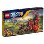 Lego Nexo Knights 70316 El Vehículo Malvado De Jestro,