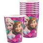 Frozen - Vasos Para Fiesta Infantil