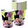 Minnie Mouse Bow-tique - Vasos Para Fiesta Infantil.