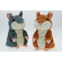 Talking Hamster Toy Juguete Niños Regalo Imitador Divertido