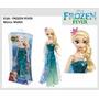 Muñeca Anna Elsa Frozen Fever