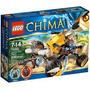 Lego Chima 70002 Lennox Lion Attack