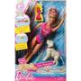 Barbie Quiero Ser Campeona De Natacion De Mattel.