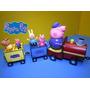 Peppa Pig Tren Del Abuelo Pig Nuevo Oferta Navideña