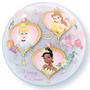Princesas - Globo Burbuja Para Fiesta Infantil