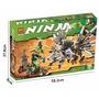Ninja, Ninjago, 911 Pcs, Bela, Lego