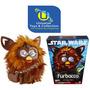 Furbacca Star Wars Hasbro Peru (untc)