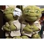 Peluche Star Wars Maestro Yoda Nuevo Origuinal C.u 80