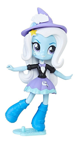 muñecas my little pony equestria girls mini trixie (1420)