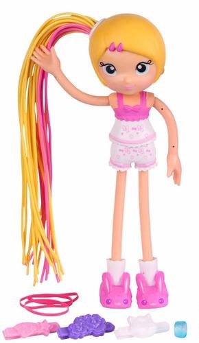 muñecas pack x 3 betty spaghety -  betty lucy zoey 55 piezas