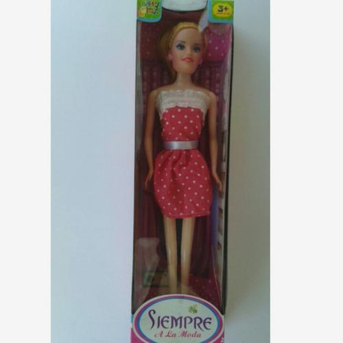 muñecas para niñas siempre a la moda