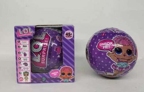 muñecas sorpresa lol con accesorios huevo mas modelos unidad