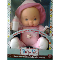 Rose-toy: Babys First Baby Feliz Musical