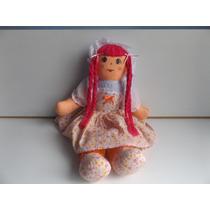 Muñecas De Trapo Niñas Bebes Peluches Hermosas Juguetes