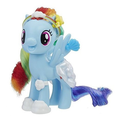 muñecas y accesorios my little pony rainbow dash