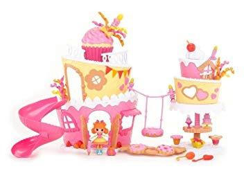 muñecas,juguete mini lalaloopsy del partido del super to..