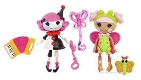 Mini Fun House Charlotte Muñecas Fl juguete Lalaloopsy Y vn08ywmNO