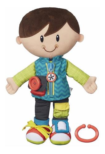 muñeco amigo para vestir playskool niños didactico b1651