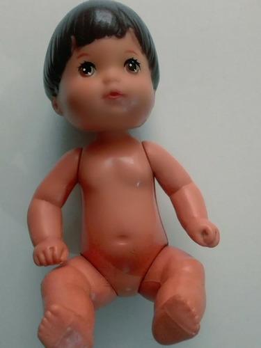muñeco antiguo juguete mattel indonesia 1976