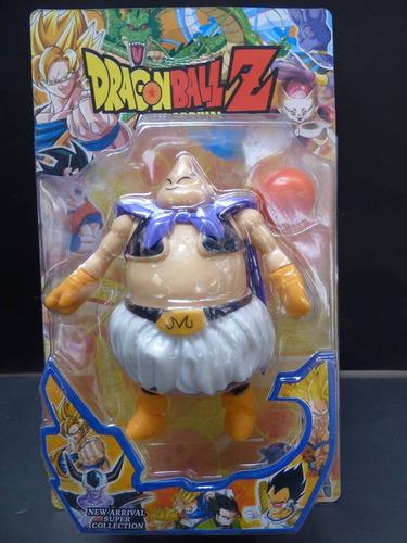 muñeco articulable de mayimbu de dragon ball z