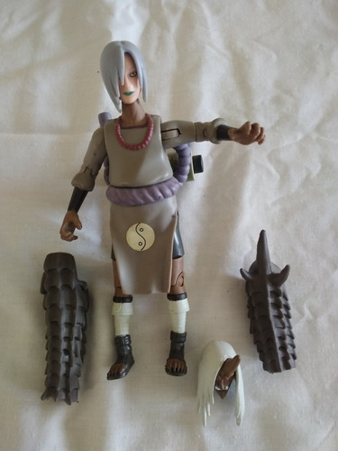 muñeco articulado de colección ( serie naruto)