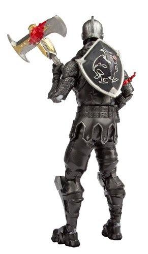 muñeco articulado fortnite - black knight