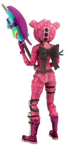 muñeco articulado fortnite - cuddle team leader
