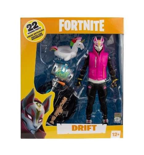muñeco articulado fortnite - drift