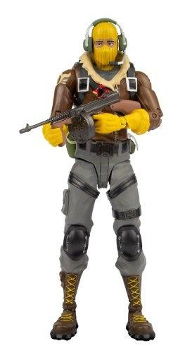 muñeco articulado fortnite - raptor