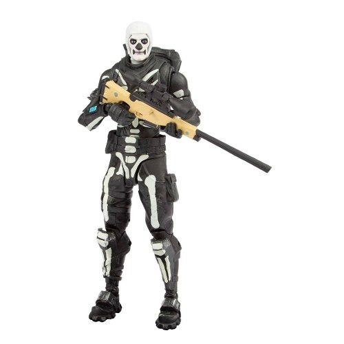 muñeco articulado fortnite - skull trooper