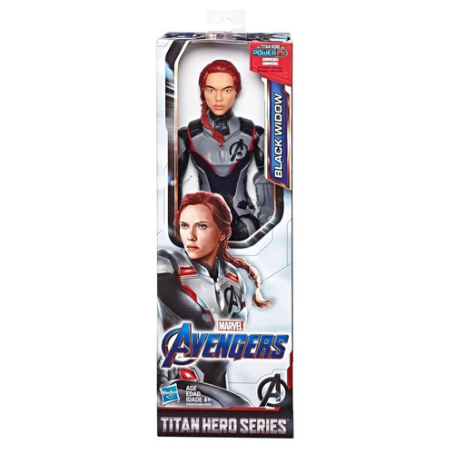 muñeco avengers endgame black widow 30cm (1435)