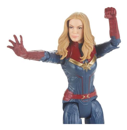 muñeco avengers endgame capitana marvel 16 cm (1321)