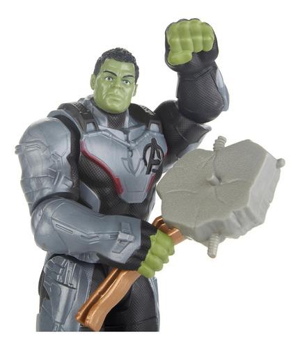 muñeco avengers endgame hulk 16 cm (1323)