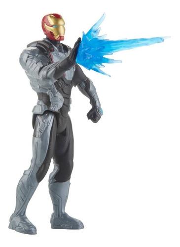 muñeco avengers endgame iron man 16 cm (1321)