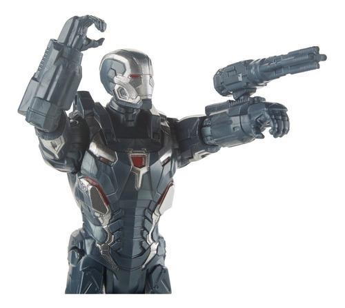 muñeco avengers endgame war machine 16 cm (1321)
