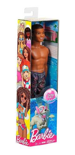 muñeco barbie ken mattel