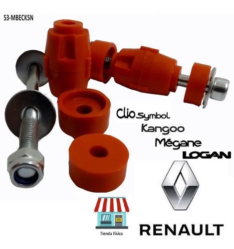 muñeco barra estabilizadora renault logan symbol clio