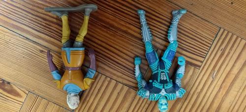muñeco batman capitan frio (set de ambos)