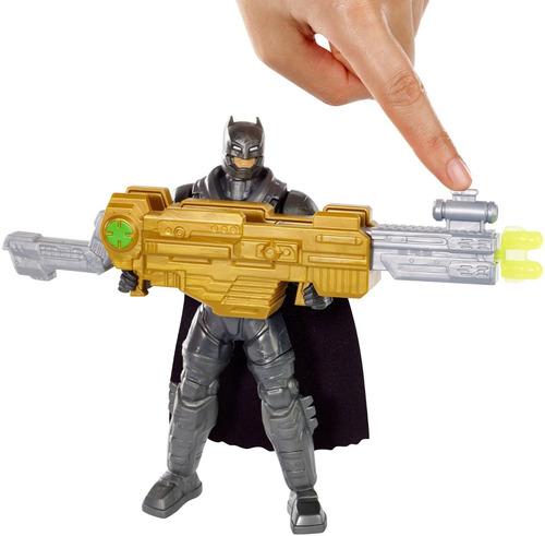 muñeco batman vs superman figuras originales de mattel y dc