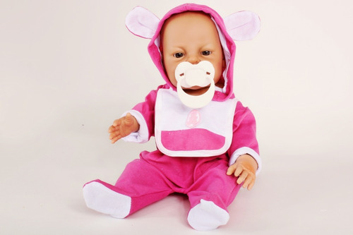 muñeco bebe casita de muñecas camila 104b envio full