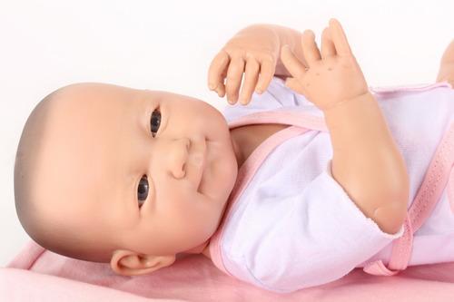 muñeco bebe casita de muñecas sofi 106 envio full