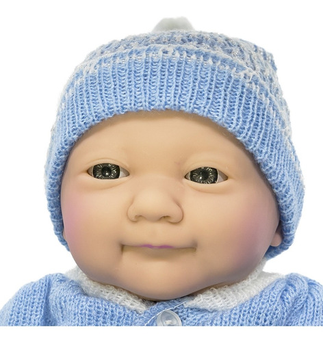 muñeco bebé prematuro 35 cm.